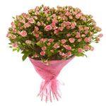 Букеты из кустовых роз - цветы и букеты на vambuket.com