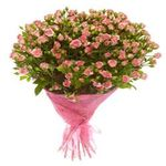 Букеты из кустовых роз - flowers and bouquets on vambuket.com