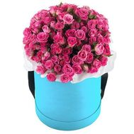 Flower Box Delivery - flowers and bouquets on vambuket.com
