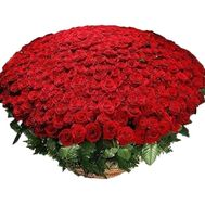 Bouquet of 1001 roses! - flowers and bouquets on vambuket.com