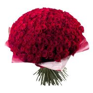 Bouquet of 501 roses - flowers and bouquets on vambuket.com