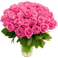 Bouquet of 51 roses - flowers and bouquets on vambuket.com