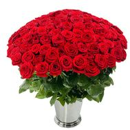 Bouquet of 75 roses - flowers and bouquets on vambuket.com