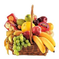 Кошик з фруктами - цветы и букеты на vambuket.com