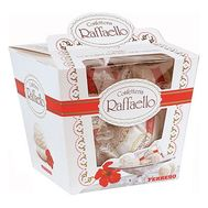 Sweets - Raffaello. Weight:150 g. - flowers and bouquets on vambuket.com