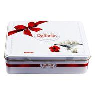 Конфеты Raffaello в металлической коробке - цветы и букеты на vambuket.com