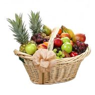 Huge fruit basket - flowers and bouquets on vambuket.com