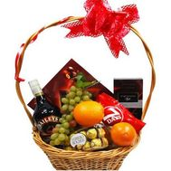 Delicious gift - flowers and bouquets on vambuket.com
