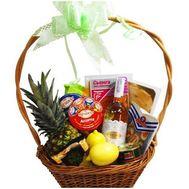 Подарункова корзинка - цветы и букеты на vambuket.com