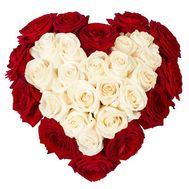 29 roses - flowers and bouquets on vambuket.com