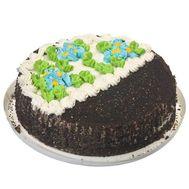Торт из местной пекарни - цветы и букеты на vambuket.com