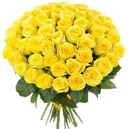 Bouquet of 55 roses - flowers and bouquets on vambuket.com