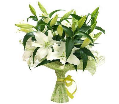 """""""Букет цветов из 9 лилий"""" в интернет-магазине цветов vambuket.com"""