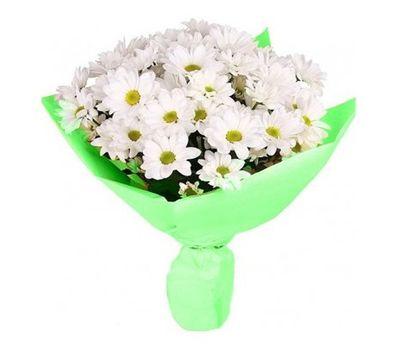 """""""Букет из 9 белых хризантем"""" в интернет-магазине цветов vambuket.com"""