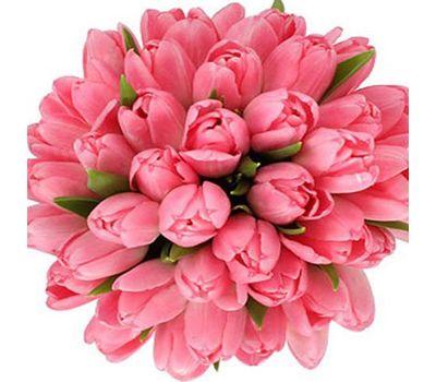 """""""Букет из 45 розовых тюльпанов"""" в интернет-магазине цветов vambuket.com"""
