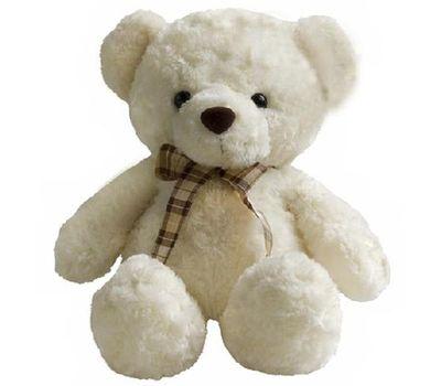 """""""Мягкая игрушка - Белый мишка"""" в интернет-магазине цветов vambuket.com"""