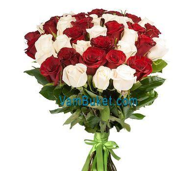 """""""Букет из 35 импортных роз"""" в интернет-магазине цветов vambuket.com"""