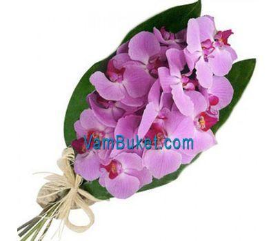 """""""Букет цветов из 3 веток розовой орхидеи"""" в интернет-магазине цветов vambuket.com"""
